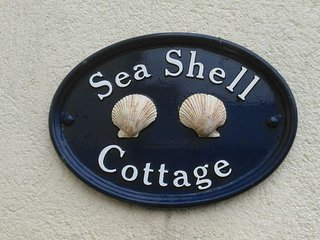 Seashell Cottage 4* central location.