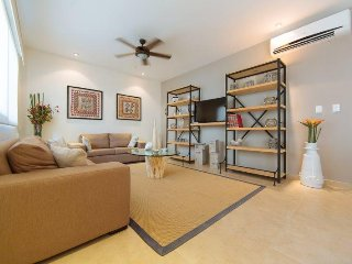 Glittering 2BR condo by Happy Address