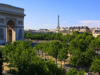 Luxury 2 Bdr 110m2 View Arc de Triomphe