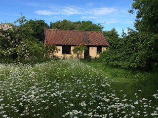 Orchard Cottage renamed Green Farm Cottage, The Green, Saxlingham, NR15 1TG