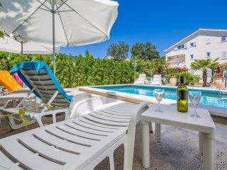 Villa Antonella 4 Pers. Kroatien Kvarner Krk Malinska Insel Swimmingpool Pool