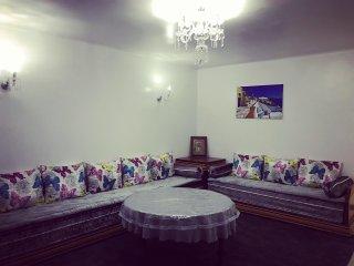Appartement RDC et FRONT MER