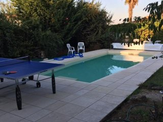 Historic House in Medieval village - garden & private pool - AUGUST AVAILABILITY