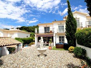 Hermosa casa en el corazón del golf de Benalmádena
