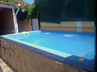1 Bedroom Private Apartment with Private Pool, Jacuzzi and Free WiFi