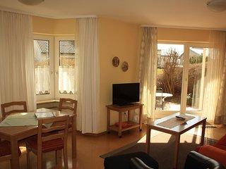 2 Raum Appartement mit Blick zum Kloster-Banz