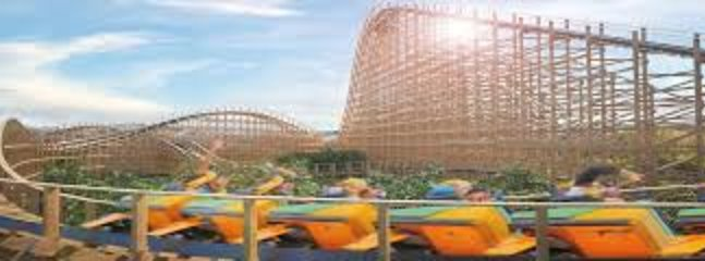 Tayto Park - 15 minutes drive - Experience Europe's Largest Wooden Rollercoaster