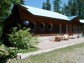 Glacier National Park Family Adventure Headquarters!