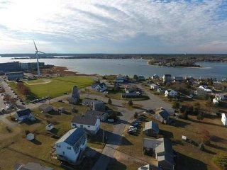 New listing: View of Cape Cod Canal & Bay from Gambrel located in Taylor's PT