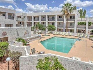 NEW! 2BR Scottsdale Condo w/ Pool Access & Patio!