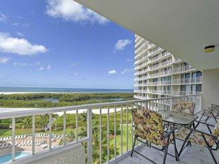 Resort Condo with Balcony & Stunning Ocean Views!