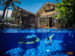 Villa Samalama one bedroom private pool Gili Air