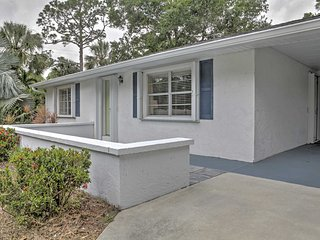 NEW! 2BR Vero Beach House w/ Patio & Large Yard