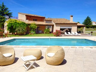 Luxury Villa Cicada 220m2 - Pool, BBQ, Petanque, Billard, 6 Guests