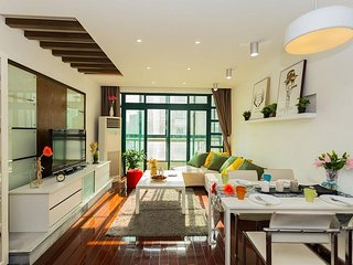 Charming apartment in city centre Shanghai