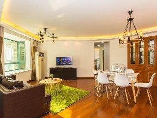 Big 3 bedroom apartment in city centre Shanghai
