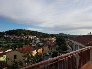 Meraviglioso appartamento panoramico