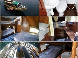 Komodo Marina Boat