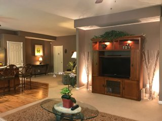 Enjoy our suite on great Bull Mountain