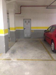 Plaza de garaje 2,25m x 4,50m