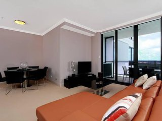 Australia Towers Floor 9 (Unit 9.06) - 2 Bedrooms with modern design furniture