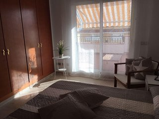 Bright 1 bed apartment inPuerto De Santiago PA113