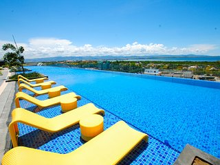 16D Affordable Resort Living - Cebu Mactan Newtown 1Bedroom
