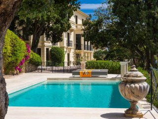 Villa Anabel: luxury,  full privacy, service with panorama to Monaco