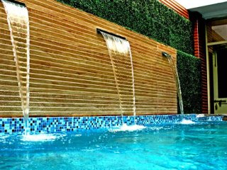 Arena dcorbiz pool holiday home / villa
