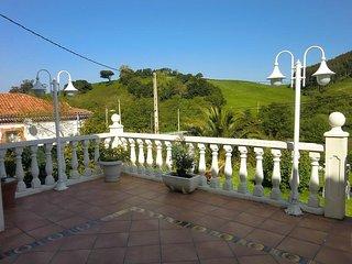 Vivienda en Antromero (entre Luanco y Candás)