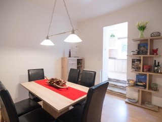 Spacious 2 Bedroom Home with Terrace and Garden close to Prague Castle