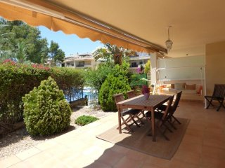 Coqueto apartamento en Altea con piscina, wifi y puerto deportivo! Isla de Altea