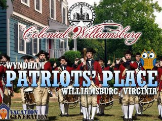 Wyndham Patriots Place Studio Fully Equipped