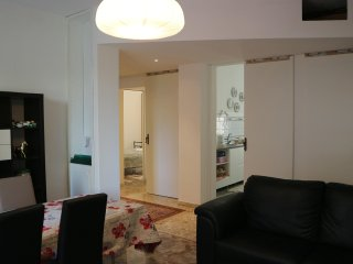 large apartment in downtown
