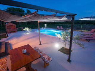 Villa near Zadar with swimming pool