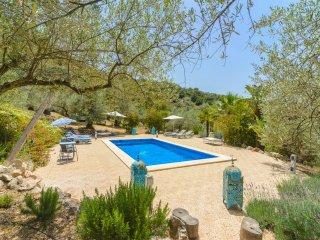 Gîte rural avec avec piscine privée et spa