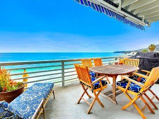 Stunning Oceanfront Laguna Home, Amazing Views, Pet Friendly