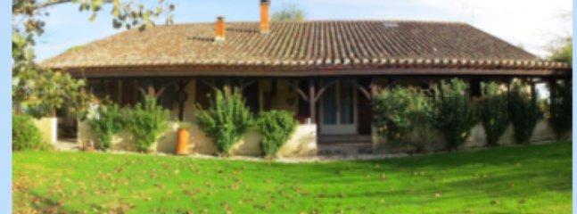 Bois de Belivier - Lot-et-Garonne - Sleeps 8