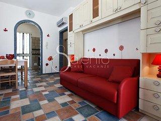 Appartamento del Conte, Villetta vista mare