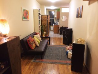 Lower East Side Spacious 1 Bedroom
