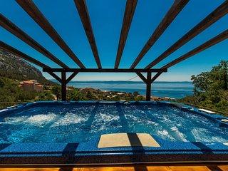 Holliday home MADARI with sea view