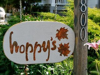 Hoppy's B & B The Cinnamon Bark