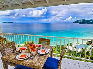 Sugar Apple - Amazing ocean views from Apple Bay Bed & Breakfast