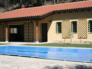 Bonita casa de campo con vistas al valle del Tietar