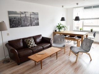 Spacious and bright 3-BR apartment Amsterdam