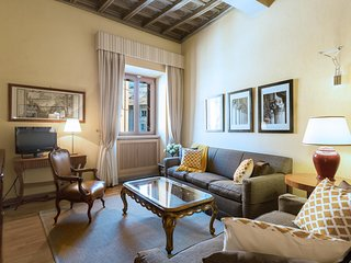 Perfect Rome Piazza Navona Area-Washer/Dryer-Luxury-Top Floor-Elevator-Pasquino