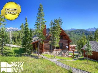Big Sky Resort | Powder Ridge Cabin 4 Chief Gull