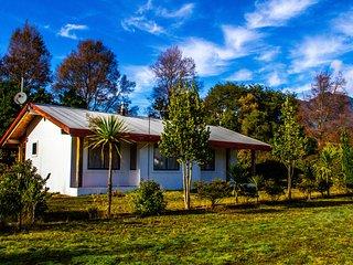 Casa para 8 personas en Pucon
