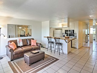 NEW! 1BR Oceanside Condo-Only Steps to the Beach!