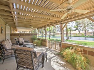 NEW! 2BR Indio Condo w/ 2 Patios & Resort Pool!